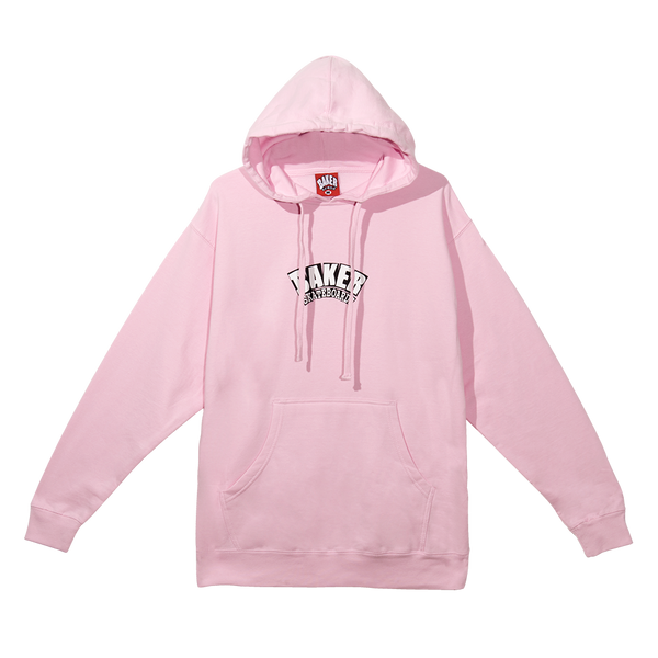 Arch Pink Pullover
