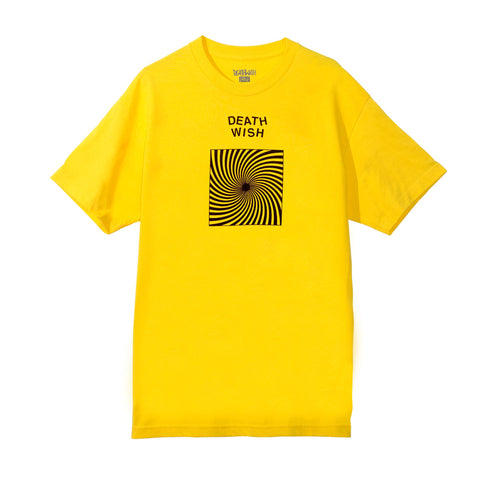 Discordia Yellow Tee