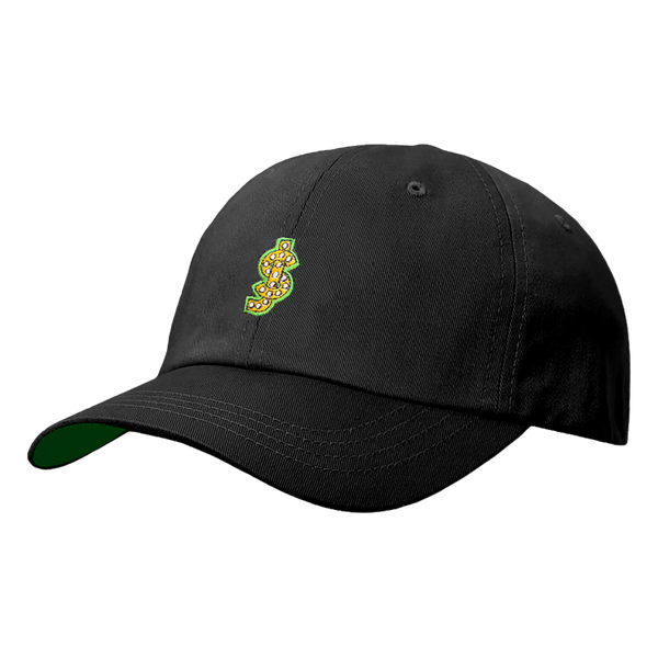 Stepdad Black Dad Cap