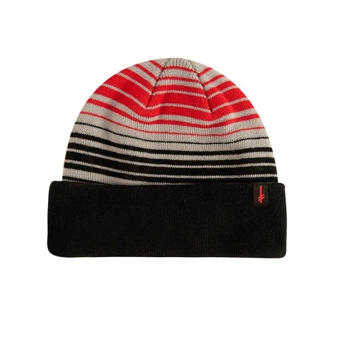 Gang Logo Black Stripe Beanie