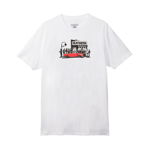 The Shop Tee White