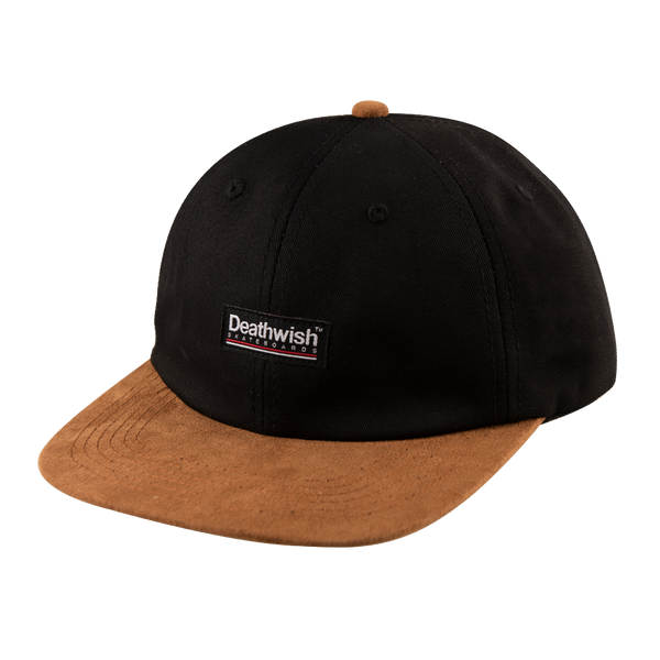 Trademark Snapback Black/Brown