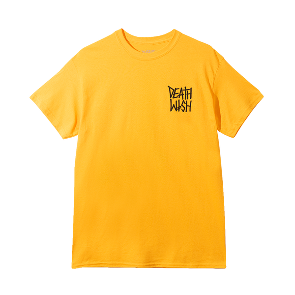 The Truth Tee Yellow