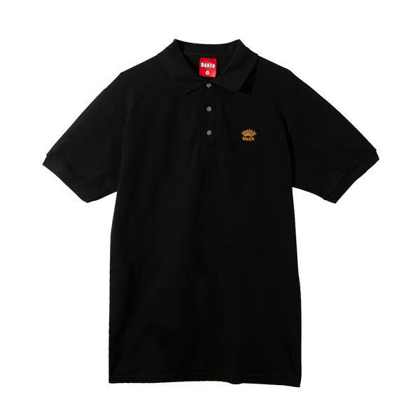 Web Polo Black