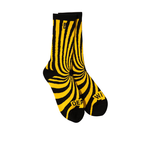 Discordia Yellow Socks