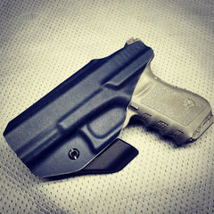 Three Percenter Kydex IWB Holster - Crusader Shield