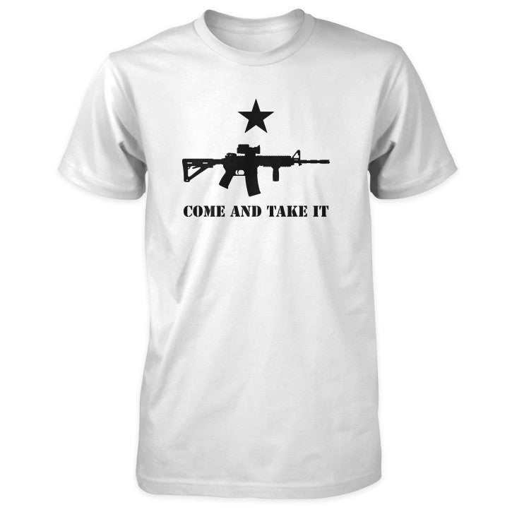 Come and Take It Shirt - AR-15 & Star