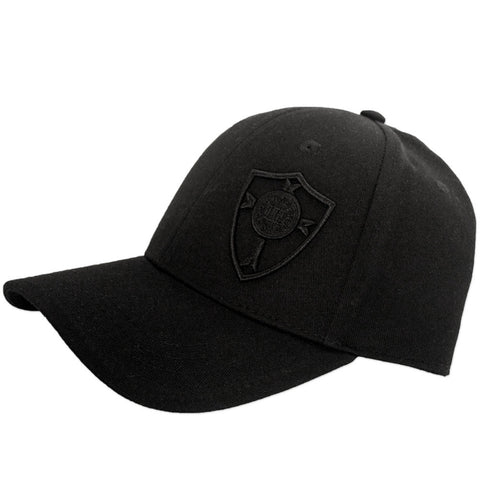 Three Percenter Snapback - Crusader Shield - Blackout