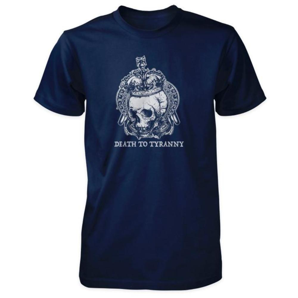 Death to Tyranny Shirt - Navy
