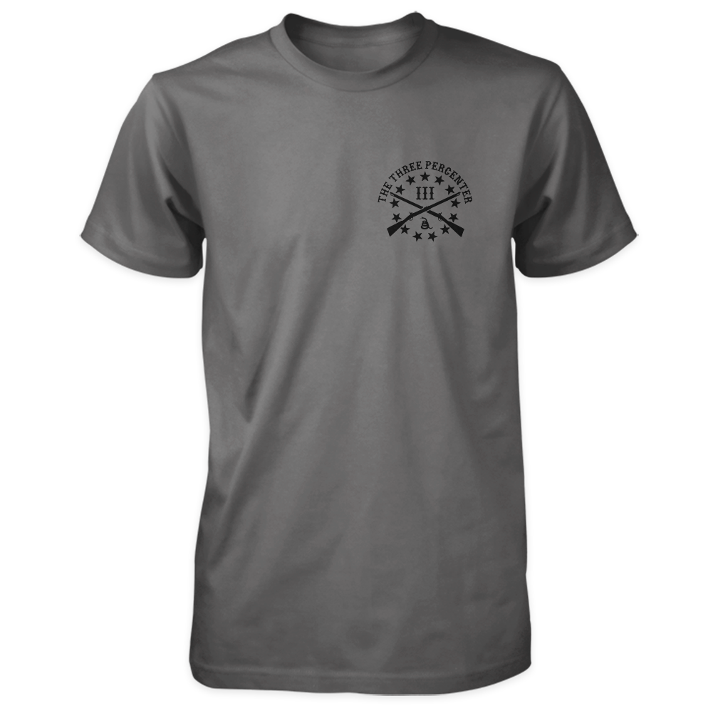 Charcoal Shirt Front