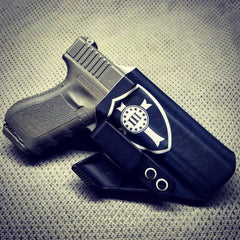 Three Percenter Kydex Holster - Crusader