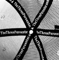We The People Snapback inside detail.