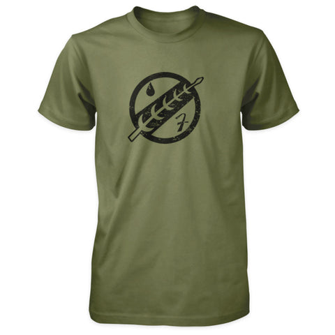 Star Wars Inspired Shirt - Boba Fett's Jaster's Feather Insignia - Military