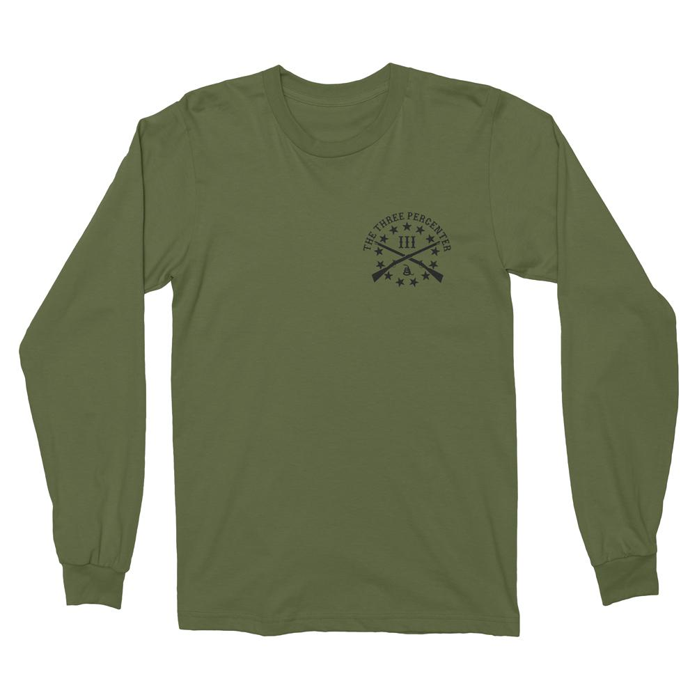 I Am 1776% Sure No One Is Taking My AR-15 long sleeve tee.