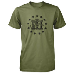 Three Percenter Shirt - We Are Everywhere - Military