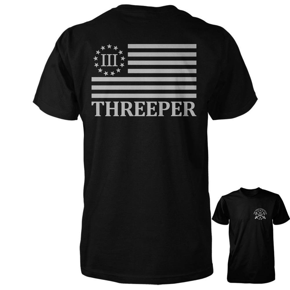 Three Percenter Shirt - The Threeper