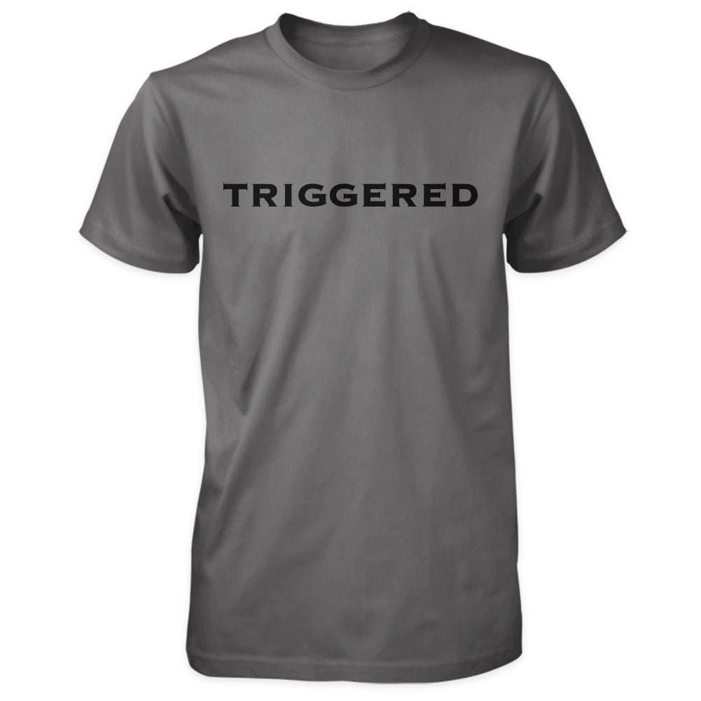 Praetorian Ventures Shirt - Triggered - Charcoal