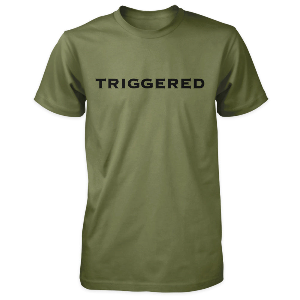 Praetorian Ventures Shirt - Triggered - Military
