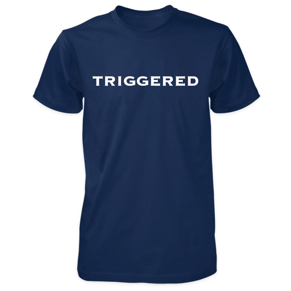 Praetorian Ventures Shirt - Triggered - Navy