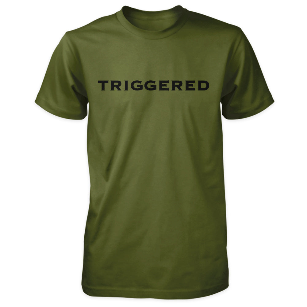 Praetorian Ventures Shirt - Triggered - Olive