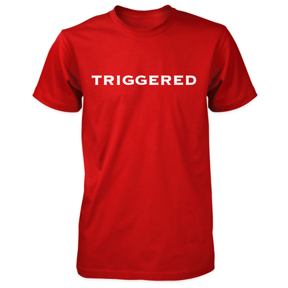 Praetorian Ventures Shirt - Triggered - Red