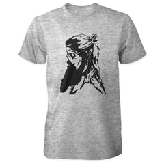 Praetorian Ventures Shirt - Viking Zombie - Grey