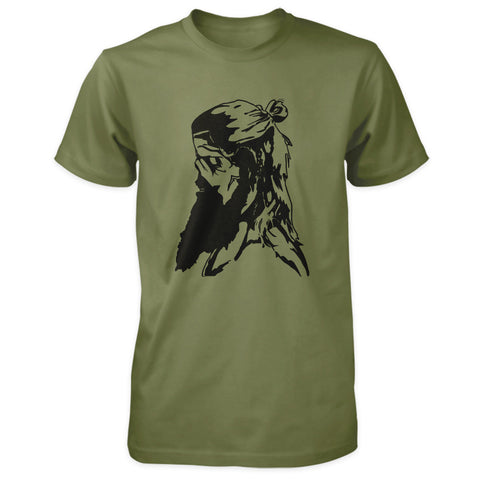 Praetorian Ventures Shirt - Viking Zombie - Military
