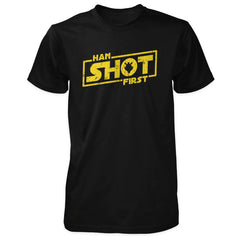 Star Wars Inspired Shirt - Han Shot First