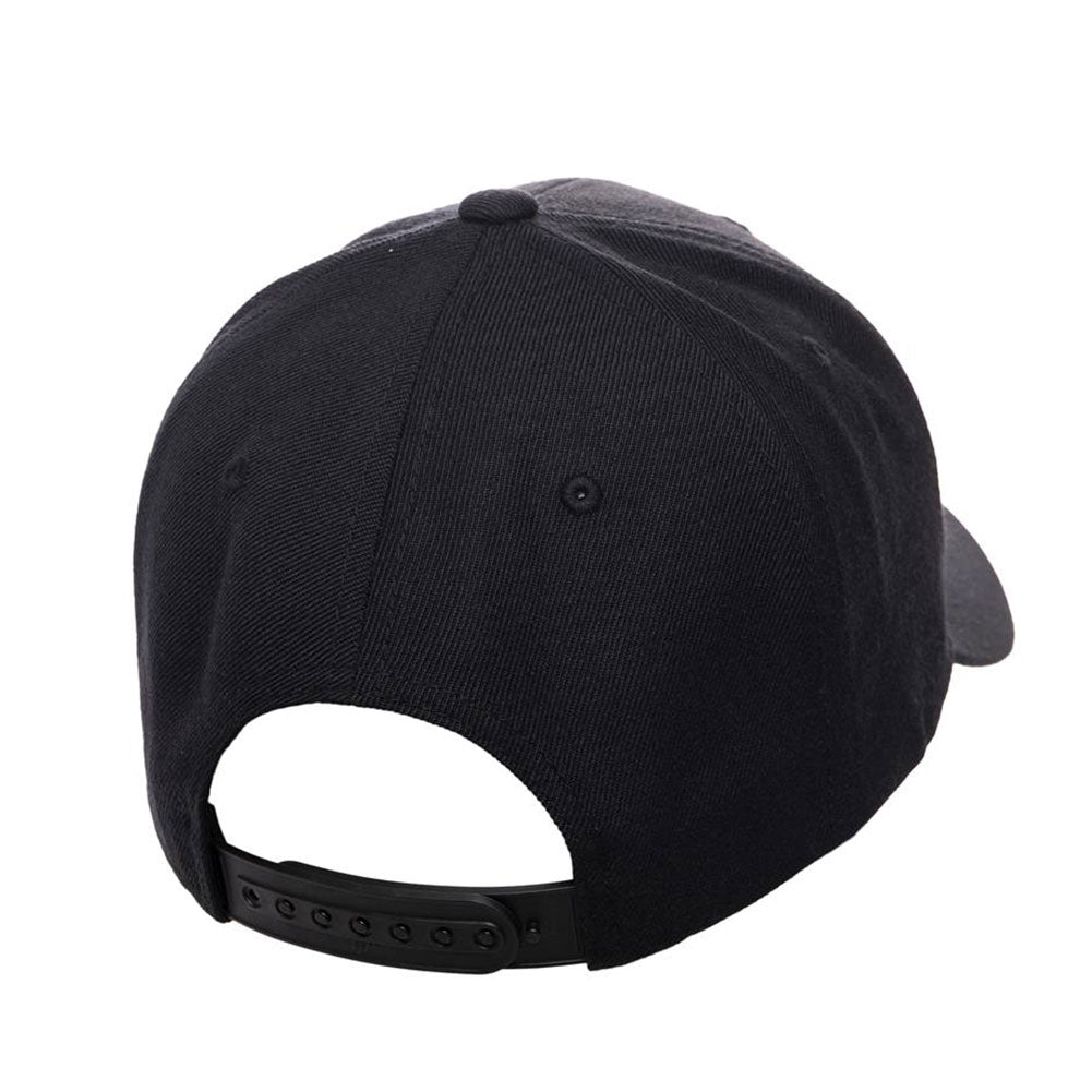 Three Percenter III & 13 Stars Premium Snapback Cap - Back
