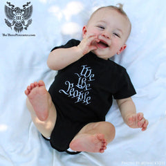 We The People Infant Onesie