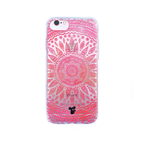 Love Mandala Phone Case