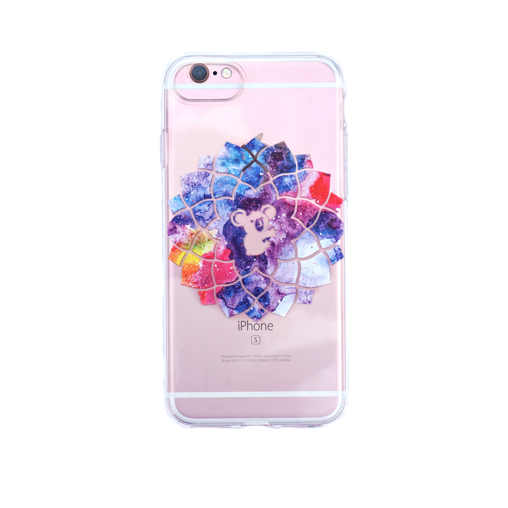 Cosmic Mandala Phone Case