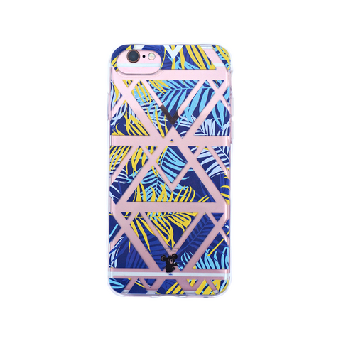 Jungle Chevron Phone Case