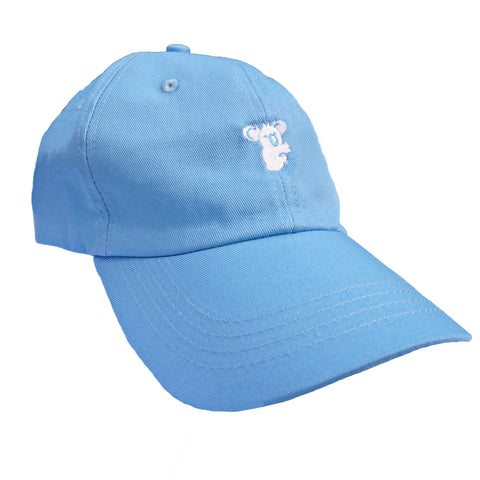 Light Blue Koala Cap