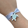 Turquoise Star Sea Turtle Bracelet