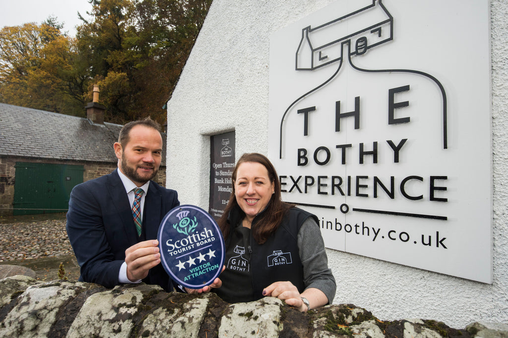 FOUR STARS FOR THE BOTHY EXPERIENCE