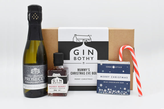 Gin Bothy - Mummy's Christmas Eve Gift Box