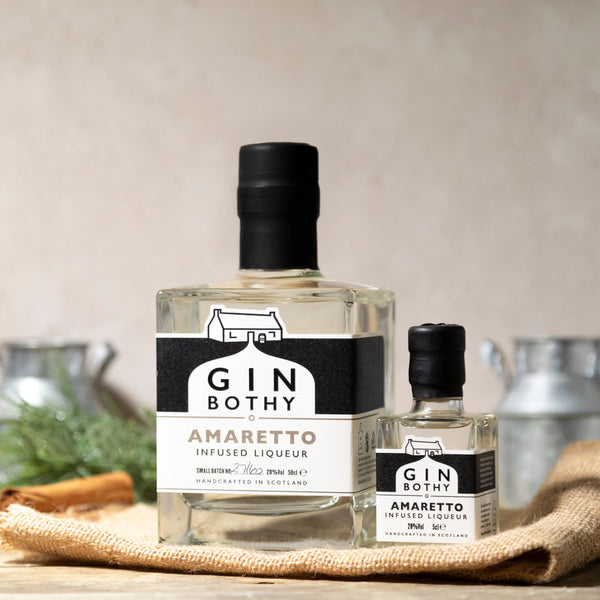 Gin Bothy - Amaretto Infused Liqueur