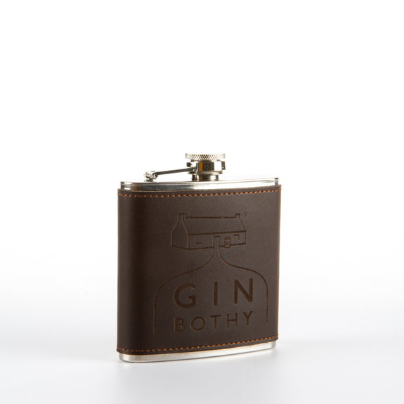 Gin Bothy Hipflask