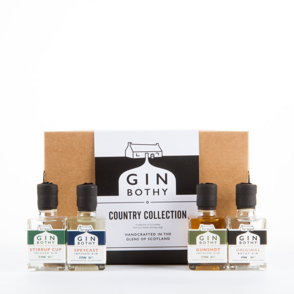Gin Bothy - Country Collection Gin Gift Box