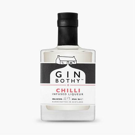 Gin Bothy - Chilli Infused Liqueur