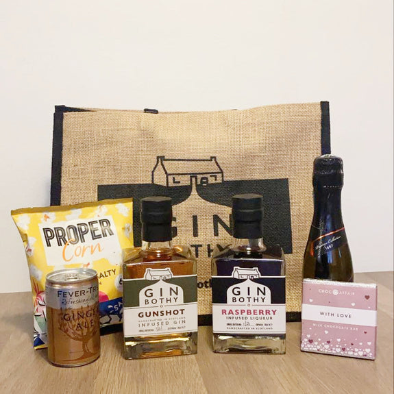 Gin Bothy - Date Night Box