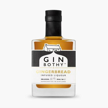Gin Bothy – Gingerbread Infused Liqueur
