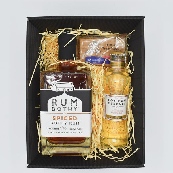 Rum Bothy Spiced Hamper