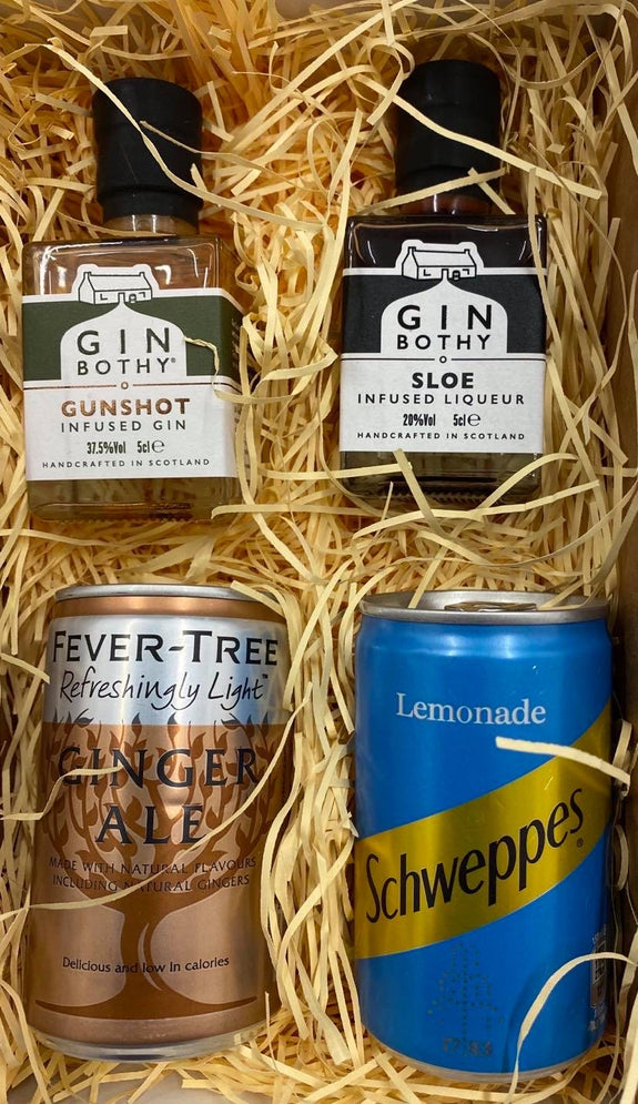 Gin Bothy Father's Day Take It Sloe Gift Box