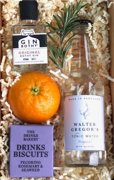 Gin Bothy At Home Box - Original