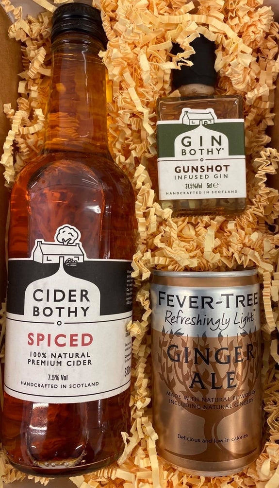 Gunshot And Spiced Cider Box