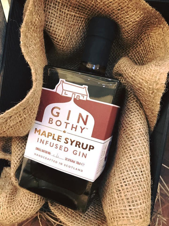 Maple Syrup Gin