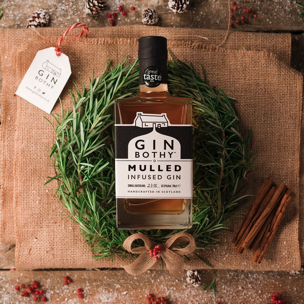 Mulled Gin - Seasonal Availability