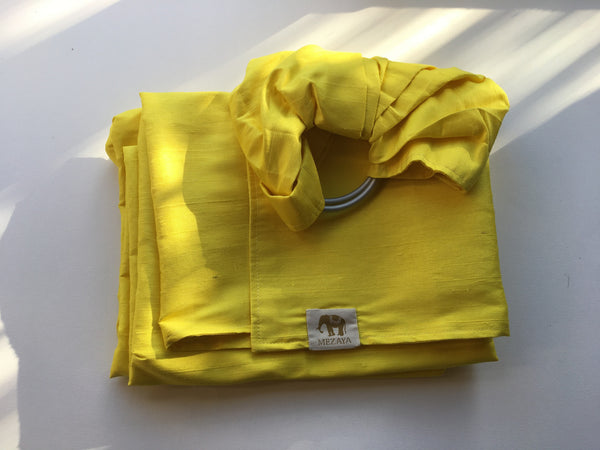 SAMPLE PRICE Lemon (super silk) :  (NOW £45 - WAS £120),Limited Edition - Mezaya Baby
